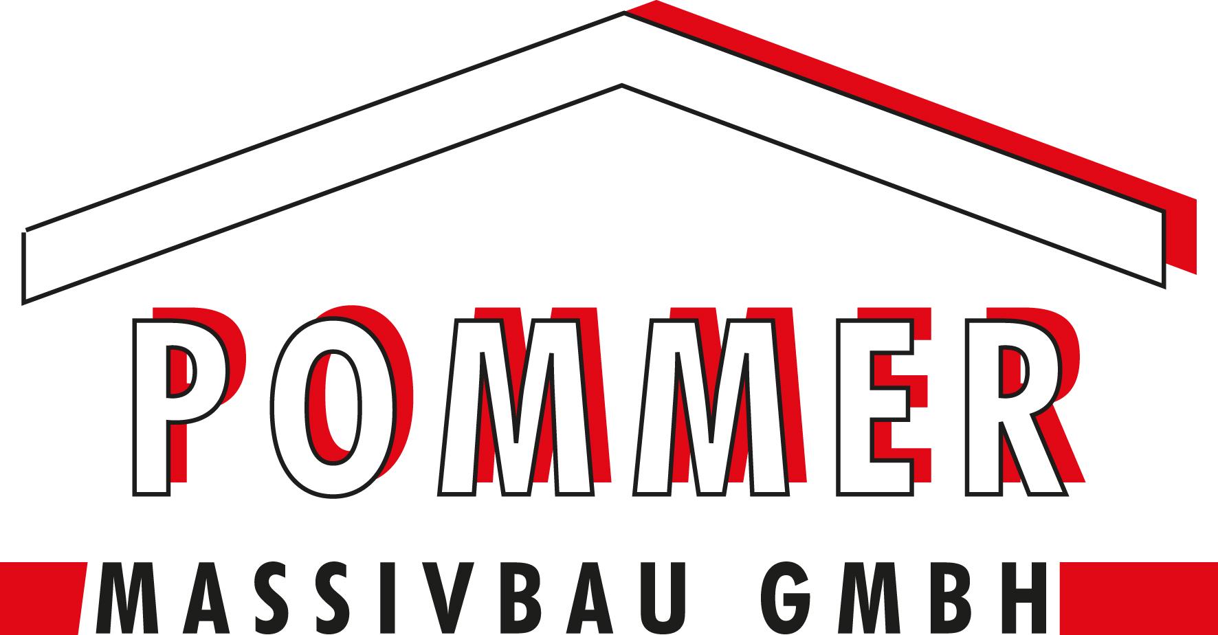 Pommer Massivbau logo